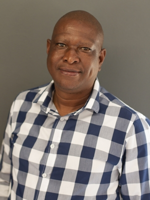 Mr. Joseph Kodisang (Vice chairperson)